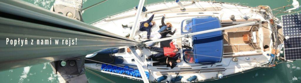 SKIFF - załoga na jachcie - rejs morski dookoła świata