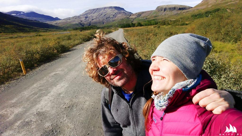 Islandia - Michał i Ola