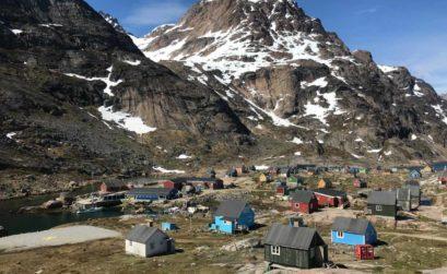Aappilattoq - wioska na 120 mieszkańców