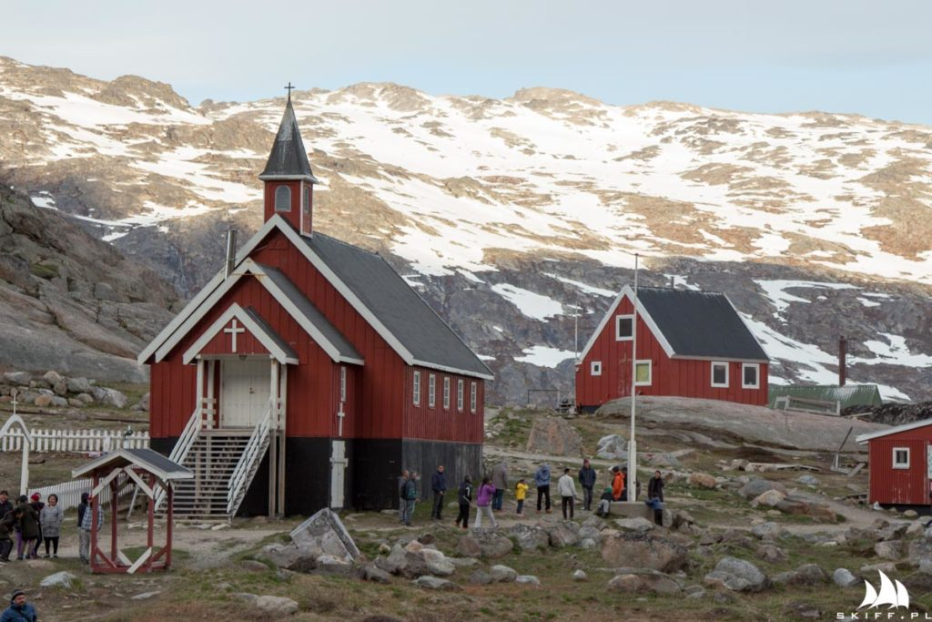 Lokalny kościółek