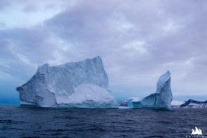 """""""Nasza"""" pierwsza góra lodowa"""