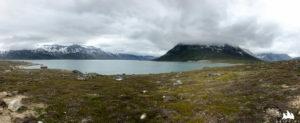 Tasermiut - widok na fiord