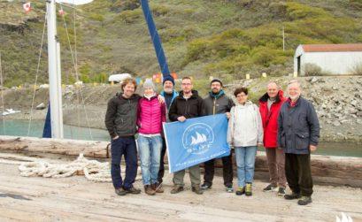 Załoga etapu Islandia - Greanlandia