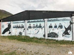 Graffiti jest tu popularne