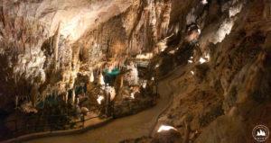 Fantasy Cave - deptak