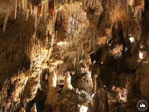 Fantasy Cave i jej bajeczne formacje stalaktytowe