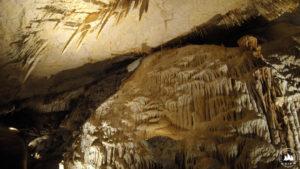 Niesamowita ściana w Fantasy Cave