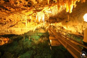 Wnętrze Crystal Cave