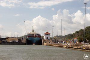 Kanał Panamski jest naprawdę imponujący, czyż nie?