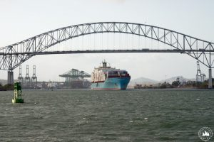 Most Ameryk to część drogi panamerykańskiej