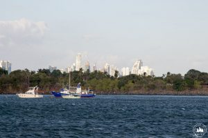 Pierwsze zarysy Panama City