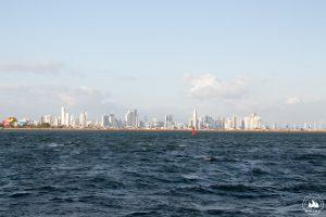 Panama City robi wrażenie