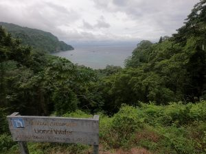 To w tej zatoce obecnie mają siedzibę strażnicy parku