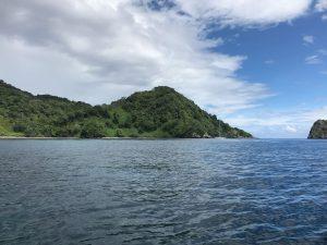 Isla del Coco rejs morski 2019 SKIFF