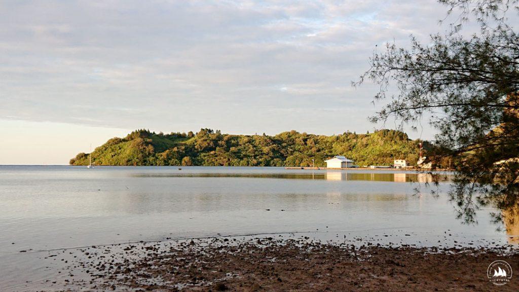 Jacht Crystal rejs morski Polinezja Francuska Bora Bora Australs