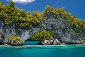 Widoki na Palau są jedyne w swoim rodzaju