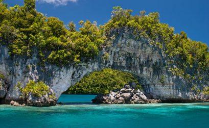 Rejs na Crystal na Palau