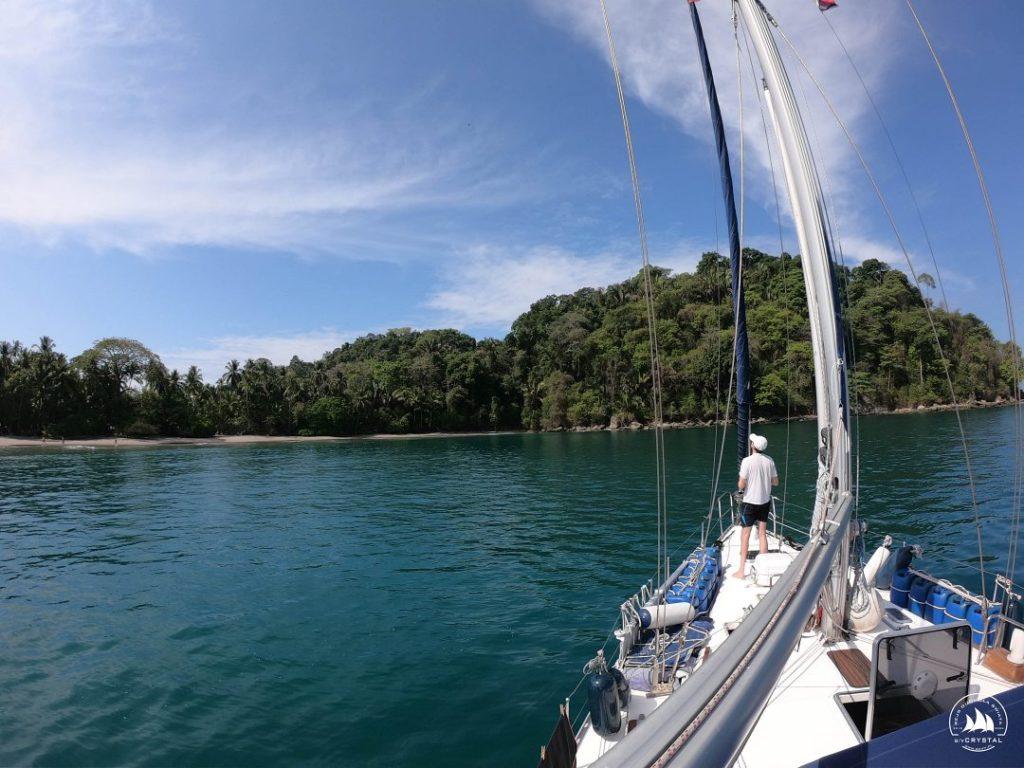 Kostaryka-jacht-Crystal