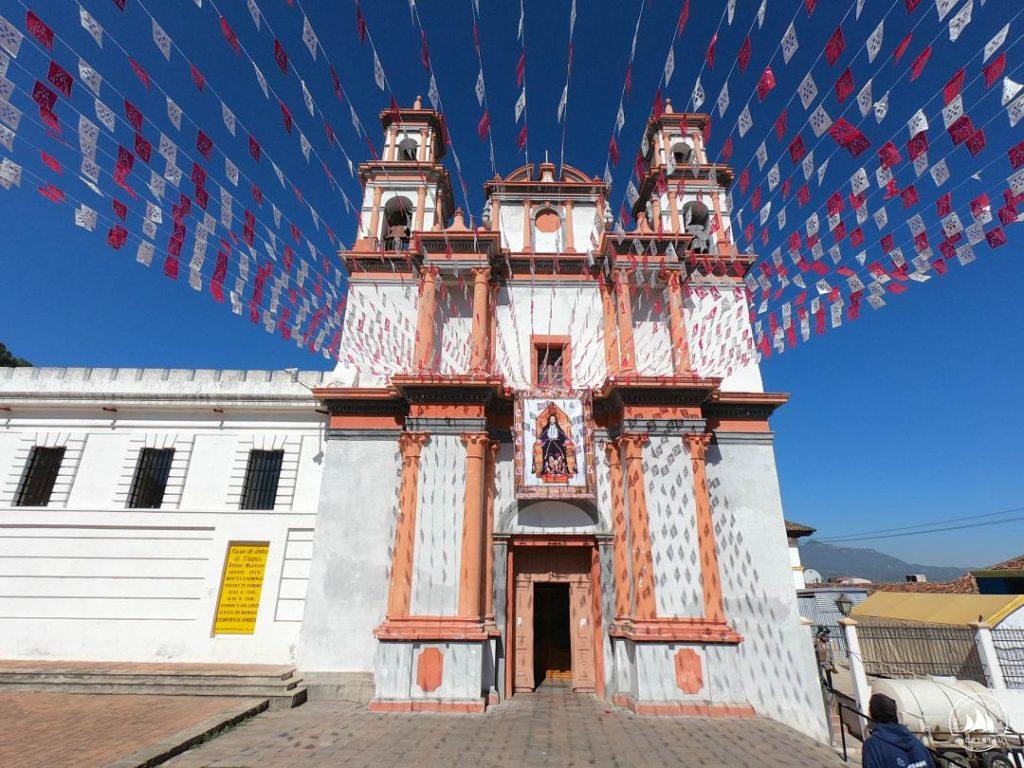 Meksyk-San_cristobal-kosciół