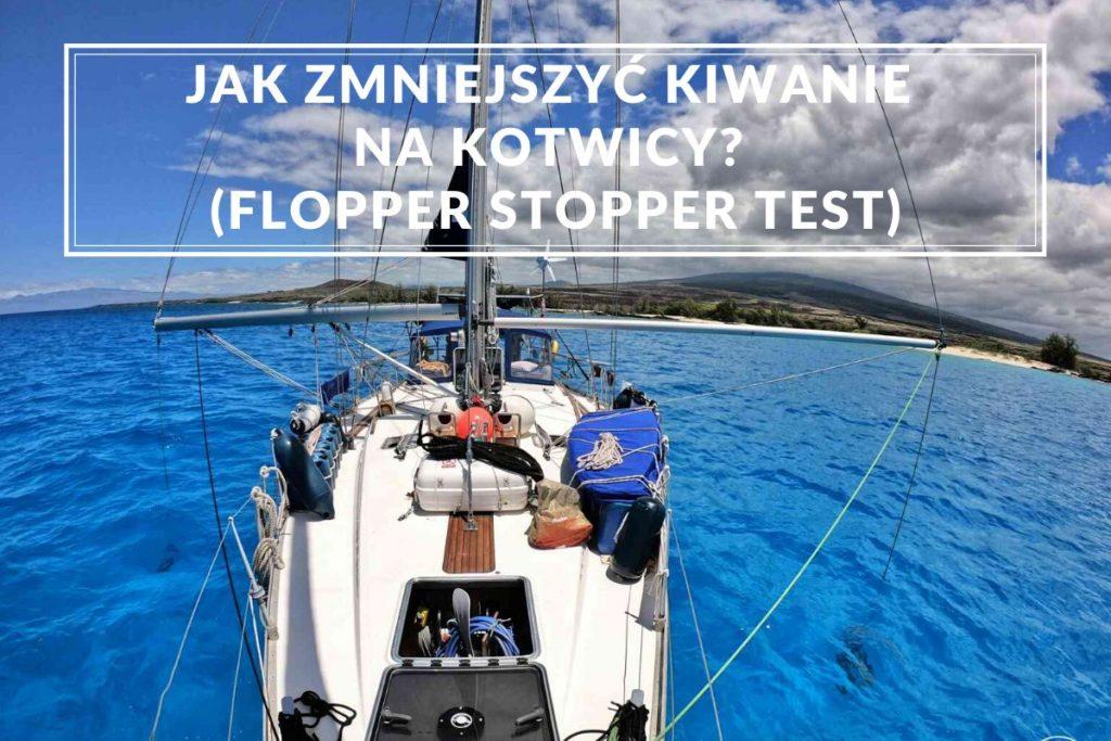 jacht_Crystal_Hawaje_stabilizatory_kotwica_