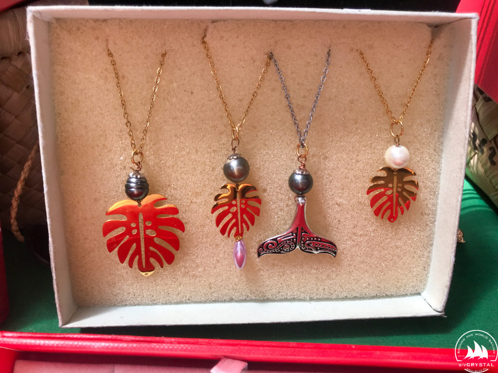 Czarne perły Polinezja Farancuska