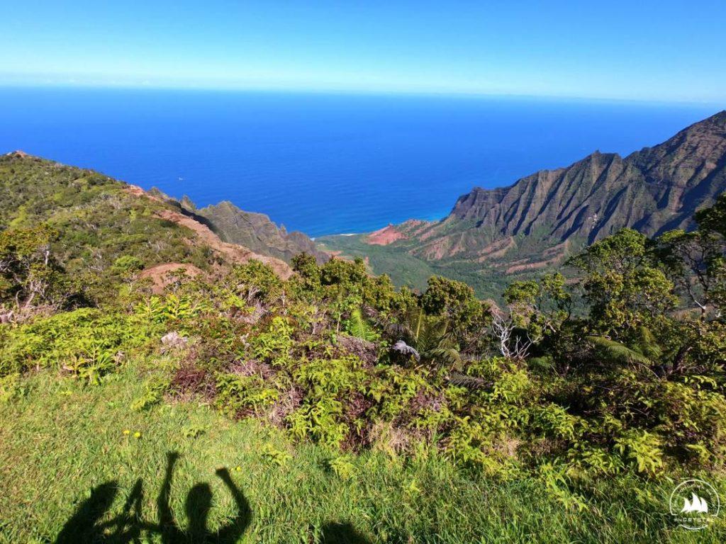 Soczysta zieleń i klify Kauai, Hawaje