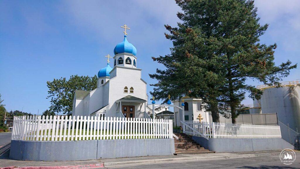 Holly Resurrection Church, Kodiak