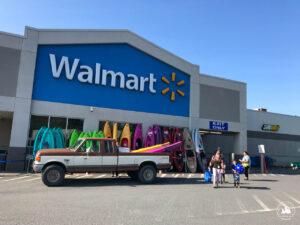 Wallmart w Kodiak