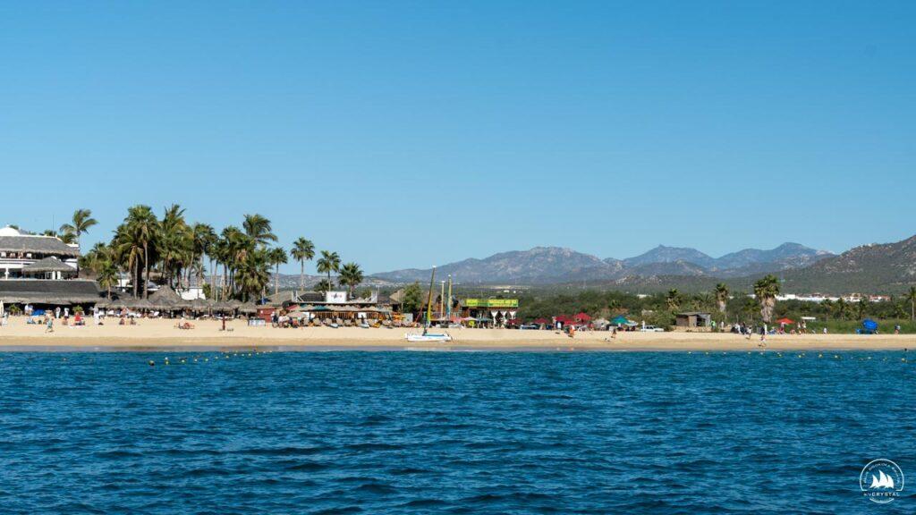 meksyk plaża morze Corteza