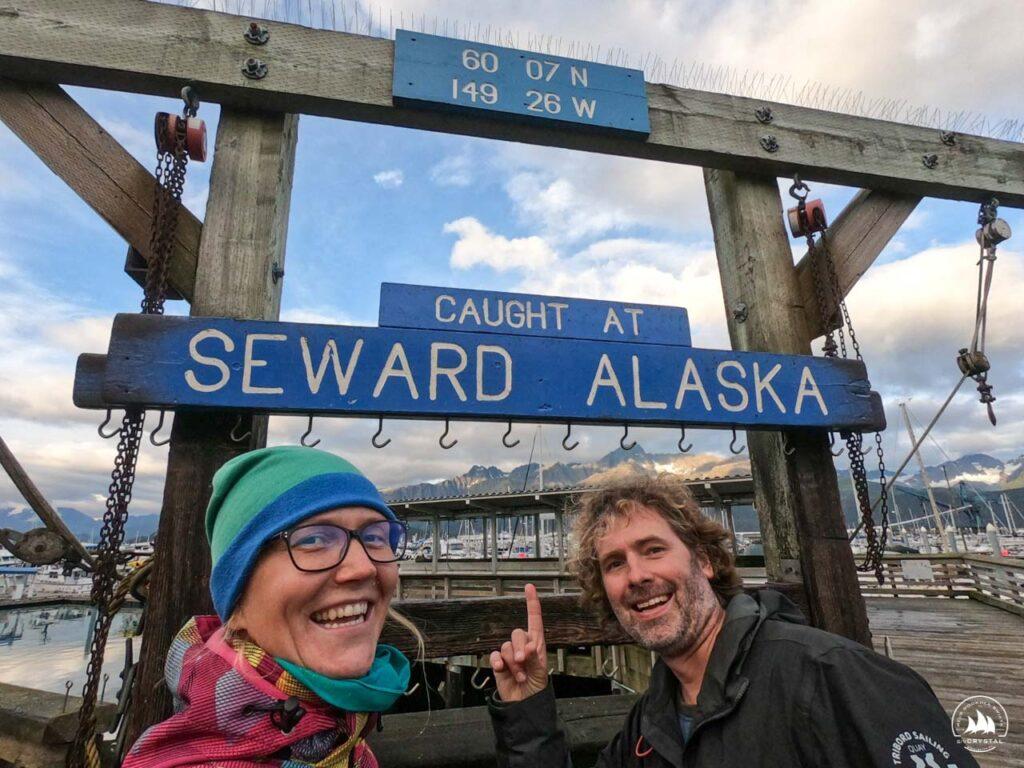 Ola Michał Seward Alaska