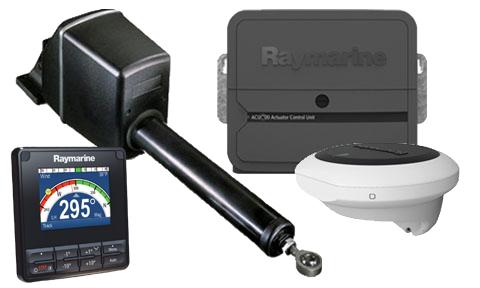 Autopilot firmy Raymarine