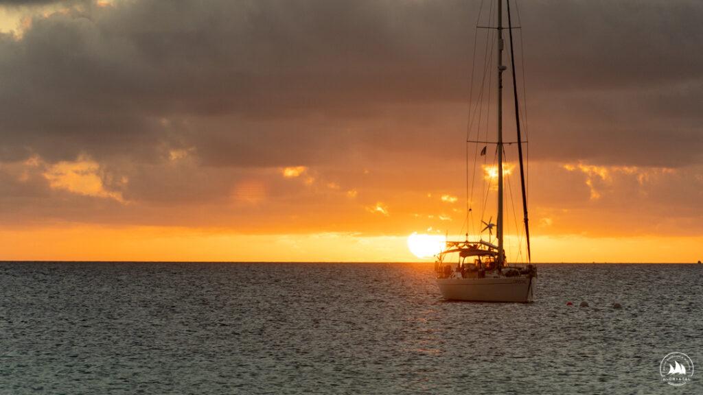 Jacht Crystal na Toao - Polinezja Francuska