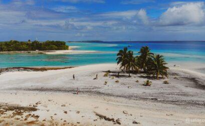 polinezja francuska wyspa jacht rejs